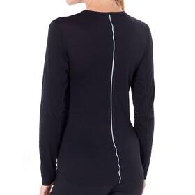 Icebreaker W's Comet Lite LS Crewe Shirt black